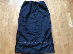 Утеплённая на флисе юбка