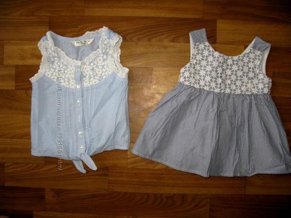 футболки, майки девочке на 1-3 года ч 1