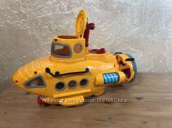 Imaginext Fisher price подводная лодка корабль