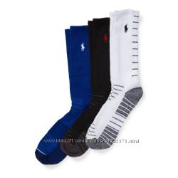 Носки Polo Ralph Lauren оригинал новые США 3-PACK шкарпетки спортивные