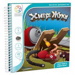Игра-головоломка Хитрые жуки. Хитрі жуки. Деловые жуки