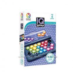 Логическая игра IQ Зірки. IQ Звёзды. Smart Games