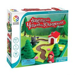 Игра-головоломка для дошкольников Маленький червоний капелюшок Делюкс