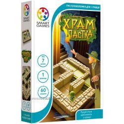 Игра-головоломка Храм пастка. Лабиринт