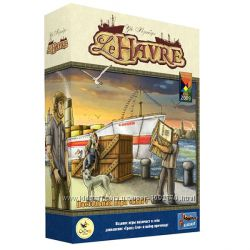Настольная игра Гавр. Le Havre