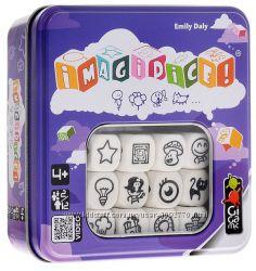 Настольная игра Imagidice. Генератор историй