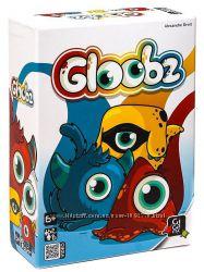 Настольная игра Gloobz. Глубз