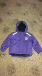 Термо демисезонная курточка Lupilu 86-92см.