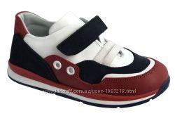 Кожаные ортопедические кроссовки турецкой фирмы Перлина 21 - 30р