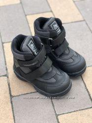 Ортопедические зимние ботинки на меху Минимен Minimen р 21, 22