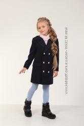 Демисезонное пальто для девочки 104, 110, 116, 122, 128