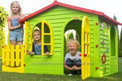 Большой детский домик Garden House с терассой