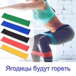 Резинки для фитнеса 5ш фитнесрезинки