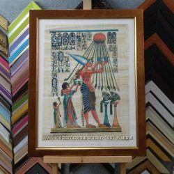Рамка для папируса, картины, карты, багет 19