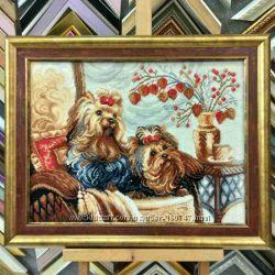 Рамка для вышивки, икон, картин, багет 20