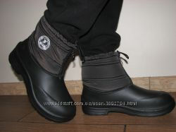 Подростковые непромокаемые ботинки на змейке ЭВА 41 42 43 44 45
