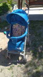 Прогулочная коляска Tilly rider