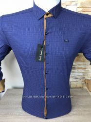 Рубашки мужские рукав трансформер