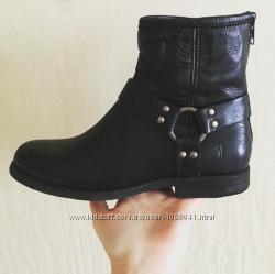29ea1ddd Vip бренд FRYE оригинал ботинки полусапожки сапоги натуральная кожа крутые