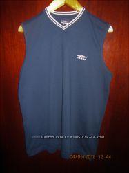 c58acc971 Спортивная футболка-майка бренда Umbro. Оригинал, 95 грн. Мужские ...
