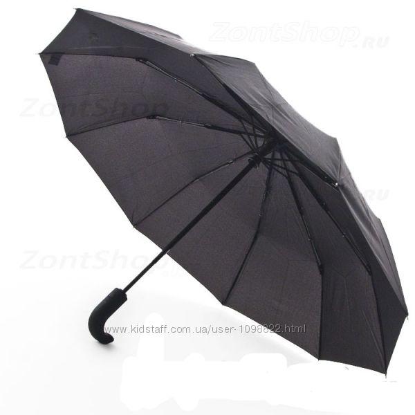 Зонт мужской,  автоматический,  Zest . в подарочном пакете.
