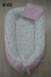 Гнездо для новорожденного, подушка для беременной и кормления