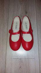Туфли кожа Marks&Spencer р. 12 стелька 19 см.