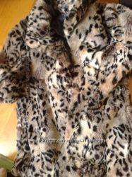 шуба леопард 12