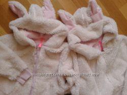 кігурумі піжама сліп костюм зайця 4 5-7