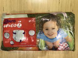 Новая упаковка подгузников-трусиков Libero Up&Go 7 16-26 кг 34 шт