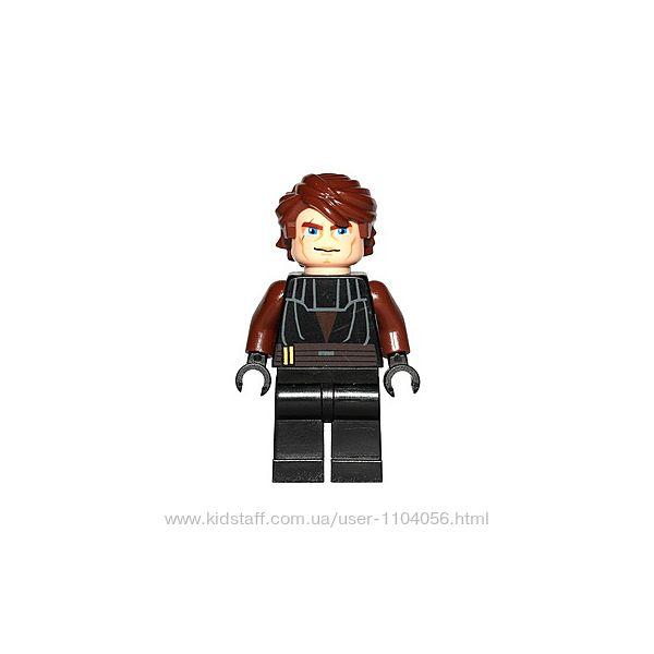 Lego Star Wars Минифигурка Энакин Скайуокер б. у.