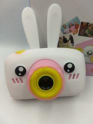 Smart Kids Cam Детский фотоаппарат Зайчик