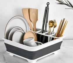 Сушка силиконовая для посуды сушилка
