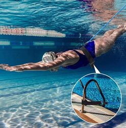Эспандер - тренажер для пловцов обучение плаванию растягивание резины в во