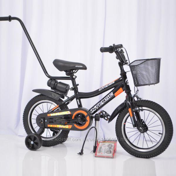 Сигма Интенс 14 16 20 велосипед двухколесный детский Sigma Intense N-200