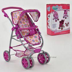 Lovely Baby FL 8193 коляска для кукол кукольная колясочка прогулка