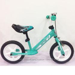 Вектор 21256 велобег беговел детский с ручным тормозом tilly vector balance