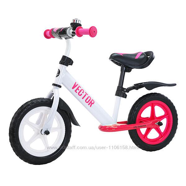 Вектор 21256 велобег беговел детский tilly vector balance