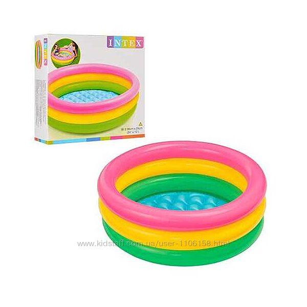 Intex 58924 детский надувной бассейн интекс