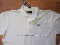 Рубашка поло с длинным рукавом производство KAPPA, Италия
