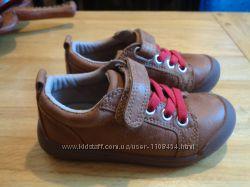 Кожаные туфельки  Marks&Spenser, Оригинал, Англия