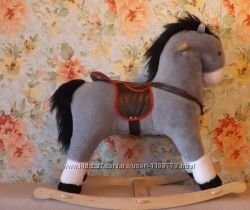 Лошадка качалка в идеальном состоянии