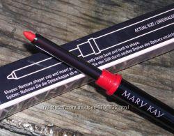 Красный механический карандаш для губ Mary Kay мери кей мэри кэй