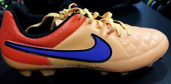 bd714852 Футбольные бутсы Nike Tiempo Genio Leather FG 631282-858, 1350 грн. Мужские  бутсы купить Житомир - Kidstaff   №26922819