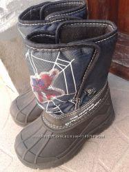 чоботи Spider-man 25
