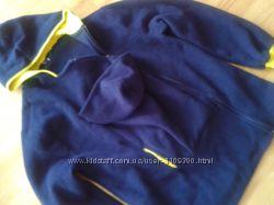 светр з кишенькою для дитини  фліска-слінг