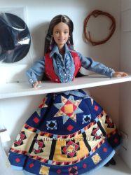 Кукла Барби из серии Стиль жизни на Западе