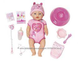 Baby Born Кукла Нежные обьятия Очаровательная малышка 824368