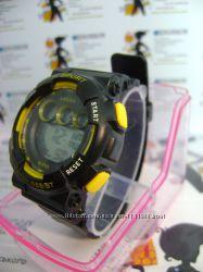Водозащищенные детские, женские часы lasika электронныеассортимент