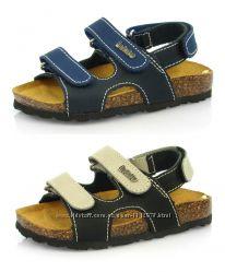 Кожаные ортопедические сандалии ТМ Inblu 27-35 размеры